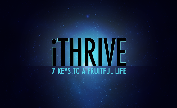 I-THRIVE : 7 Keys To A Fruitful Life | NLP Masters Training