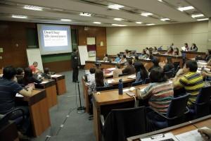 Leapfrog Seminar March 2014